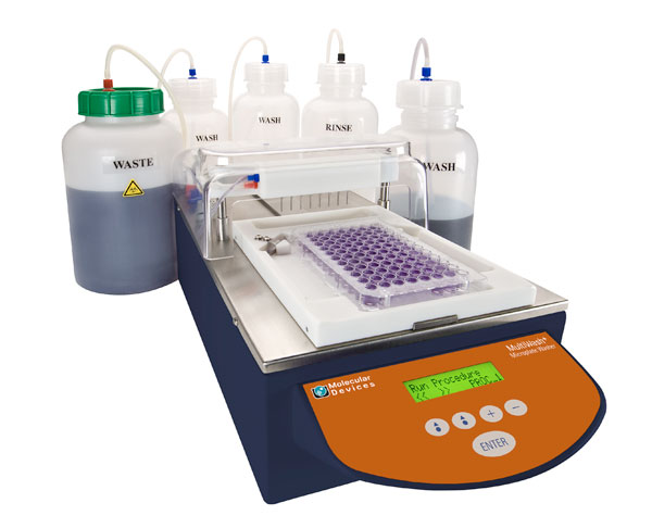 MultiWash+ Microplate Washer