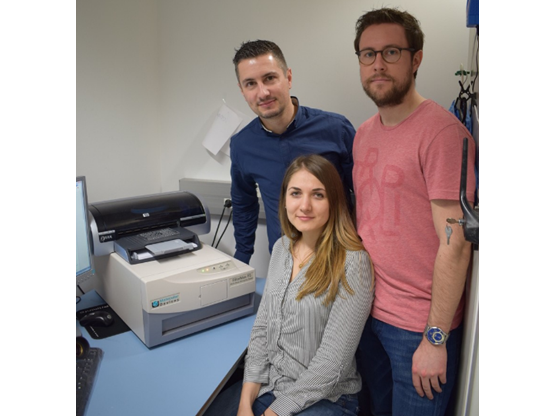 University of Liege uses FilterMax F5 for Research