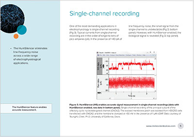 Single Channel Recording