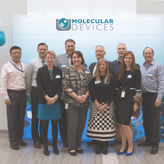 Molecular Devices Business Leaders
