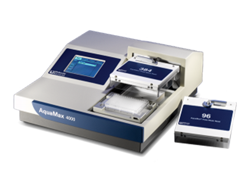 AquaMax Microplate Washer