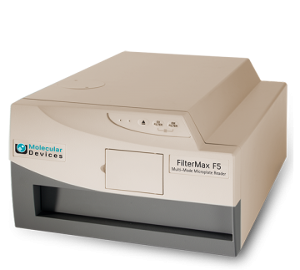 FilterMax F3 and F5 Multi Mode Microplate Readers