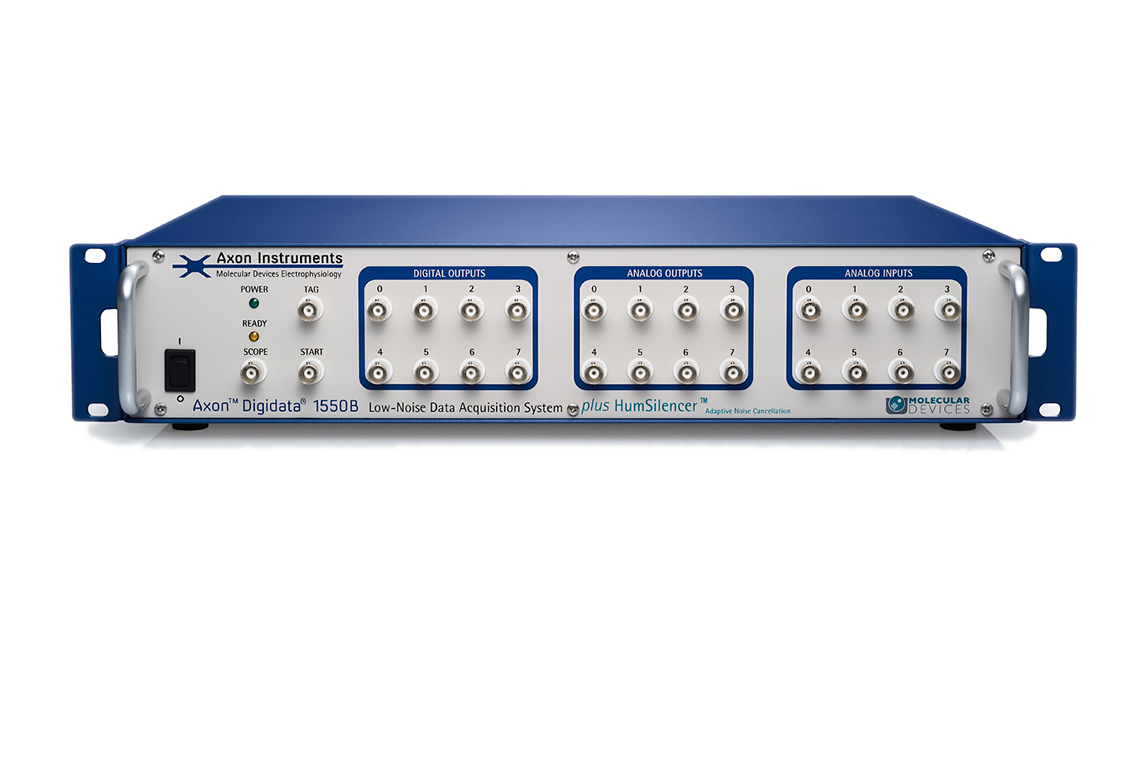Low Noise Axon Digidata 1550B Data Acquisition System