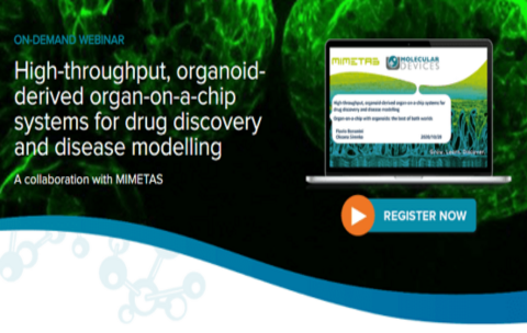 High-throughput, organoid-derived organ-on-a-chip systems for drug discovery and disease modelling