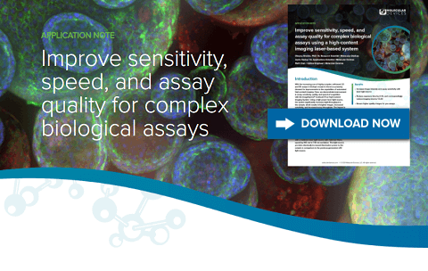Improve sensitivity, speed, and assay quality for complex biological assays