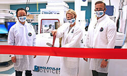 Organoid Innovation Center Ribbon Cutting