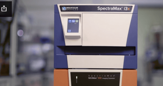 SpectraMax i3x Multi Mode Detection Platform