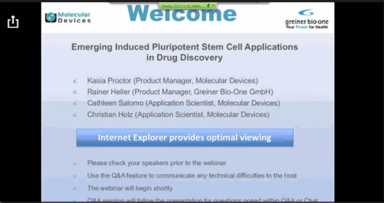 Pluripotent Stem Cell Applications in Drug Discovery