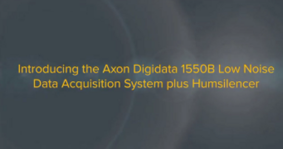 Axon Digidata 1550B Low Noise Data Acquisition System