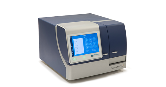 SpectraMax id5 Multimode Microplate Reader Front View
