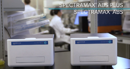 SpectraMax ABS and ABS Plus Absorbance Microplate Readers