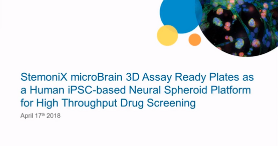 StemoniX microBrain 3D Assay Ready Plates for HTS