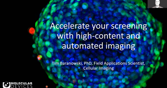 Accelerate your Screening with Automated Imaging