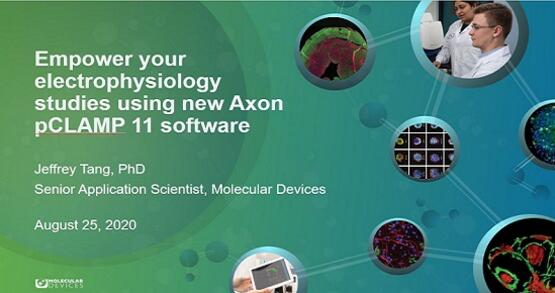 Axon pCLAMP 11 software